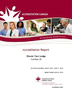 GVL Accreditation Report