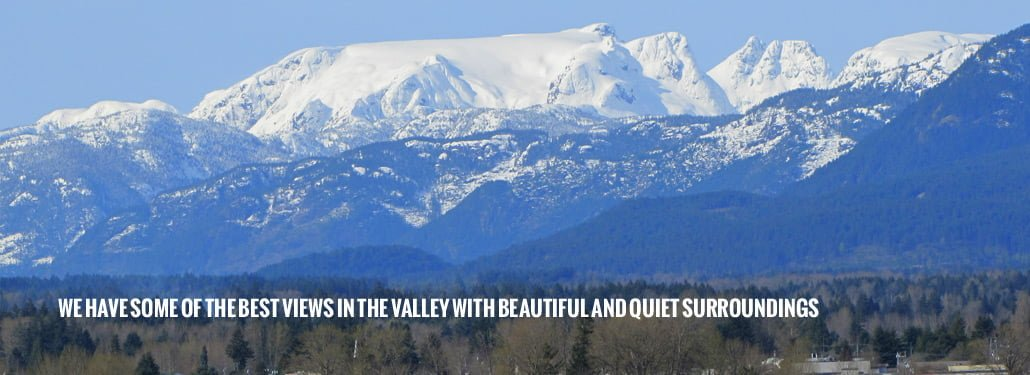 Located in the Comox Valley